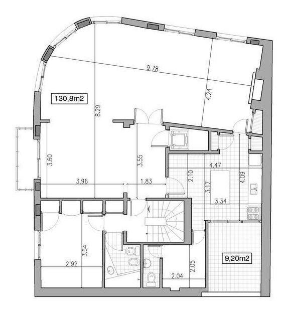 edificio comercial en venta con renta en recoleta   2 locales