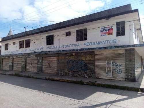 edificio comercial en venta zona centro de tampico