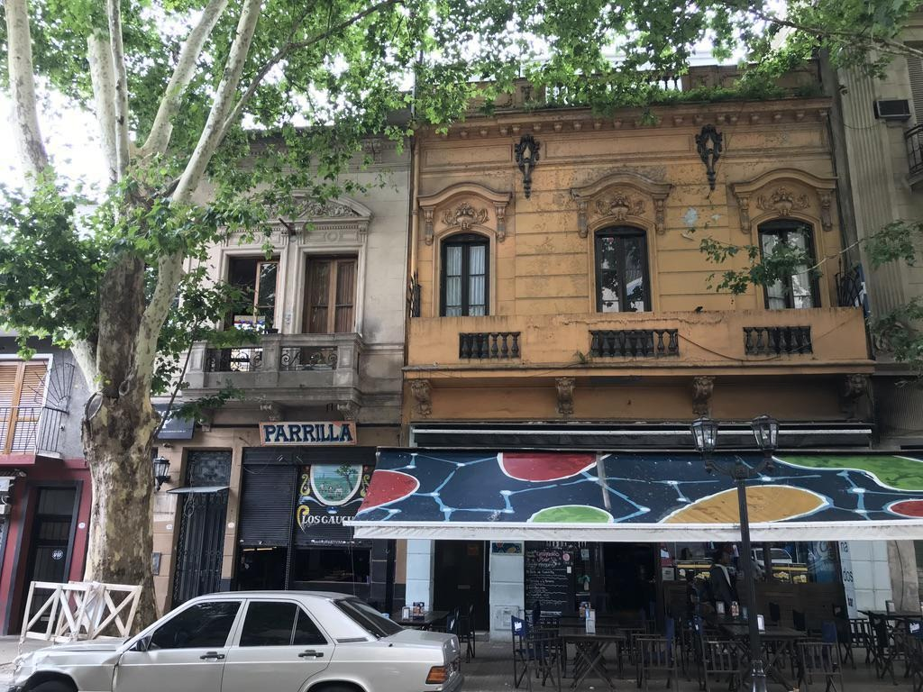 edificio comercial venta o alquiler - parrilla y hostel san telmo
