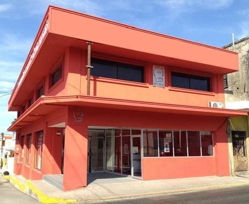 edificio comercial venta-renta col. lauro aguirre, tampico, tam.