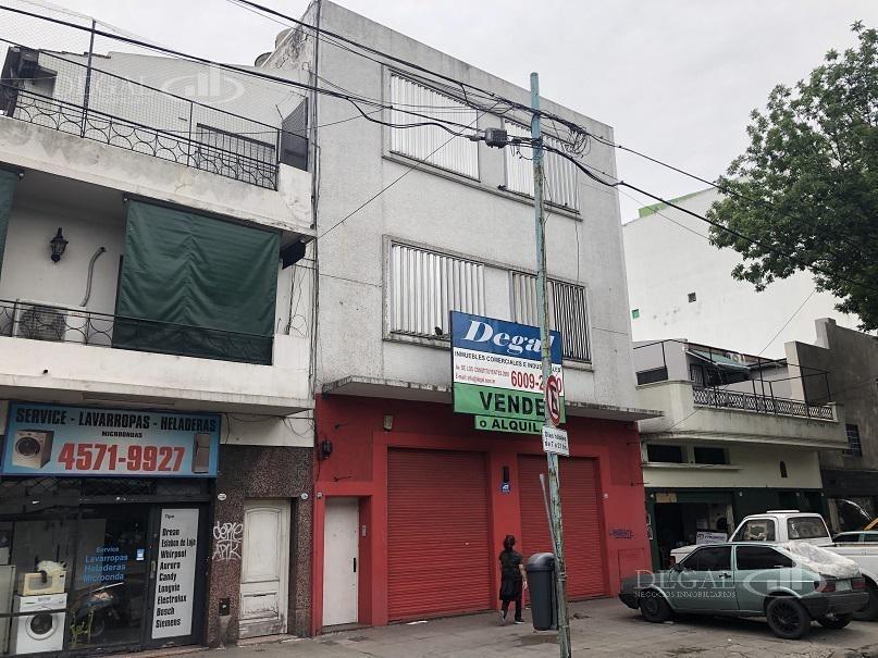 edificio comercial - villa urquiza