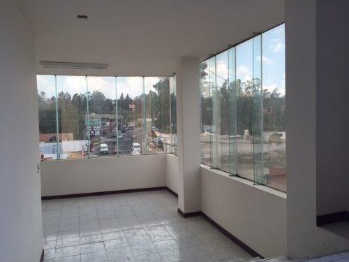 edificio comercial y oficinas en renta