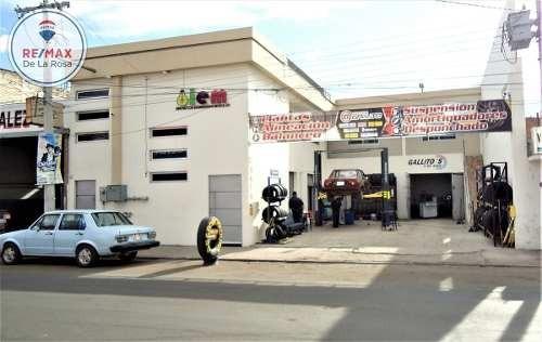 edificio con locales y departamento calle nazas