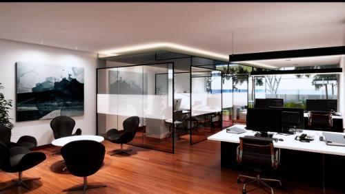 edificio corporativa, oficinas en renta y venta