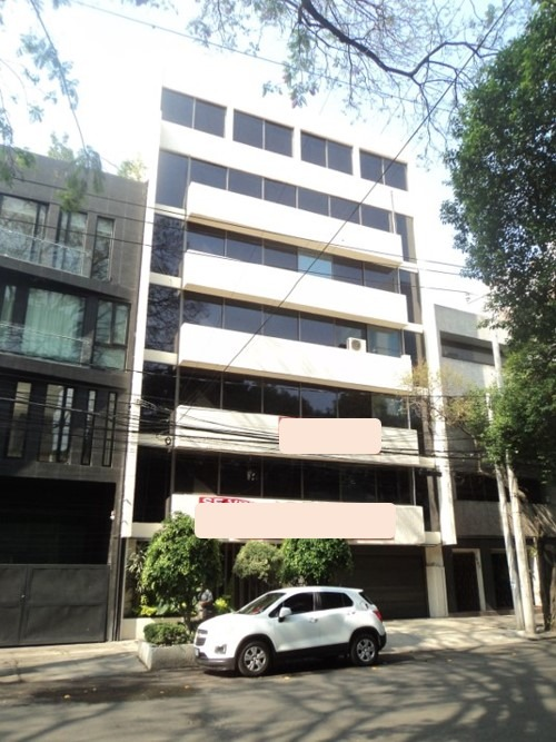edificio corporativo colonia del valle