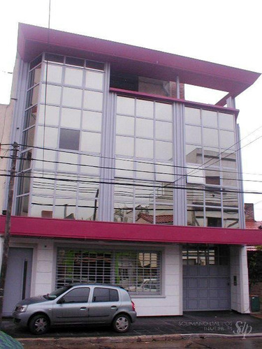 edificio corporativo de oficinas en vicente lópez