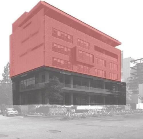 edificio corporativo en providencia