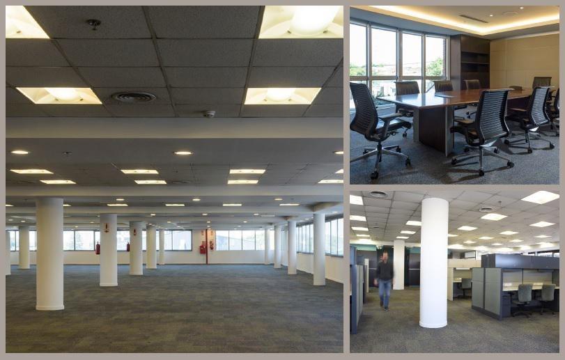 edificio corporativo oficinas - olivos building 950m2