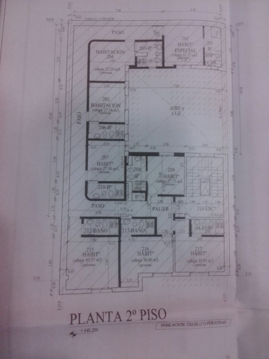 edificio de 3 pisos a refaccionar a mtros del congreso