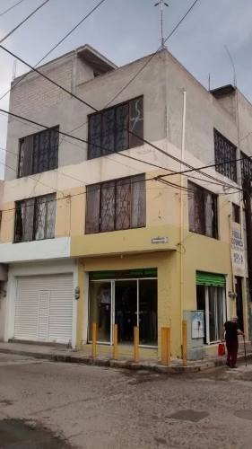 edificio de 4 niveles en el centro en venta, guanajuato