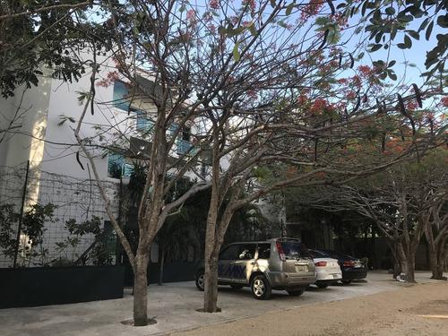 edificio de 6 departamentos