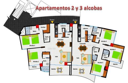 edificio de apartamentos en coveñas