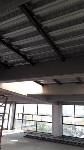 edificio de cinco niveles en cdmx