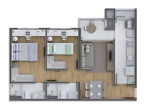 edificio de departamentos nuevos en venta