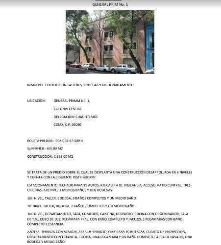 edificio de entrega inmediata en promocion, urge!!