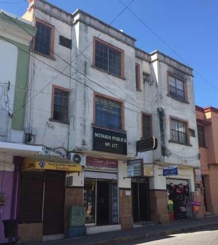edificio de locales comerciales y oficinas zona centro tampico