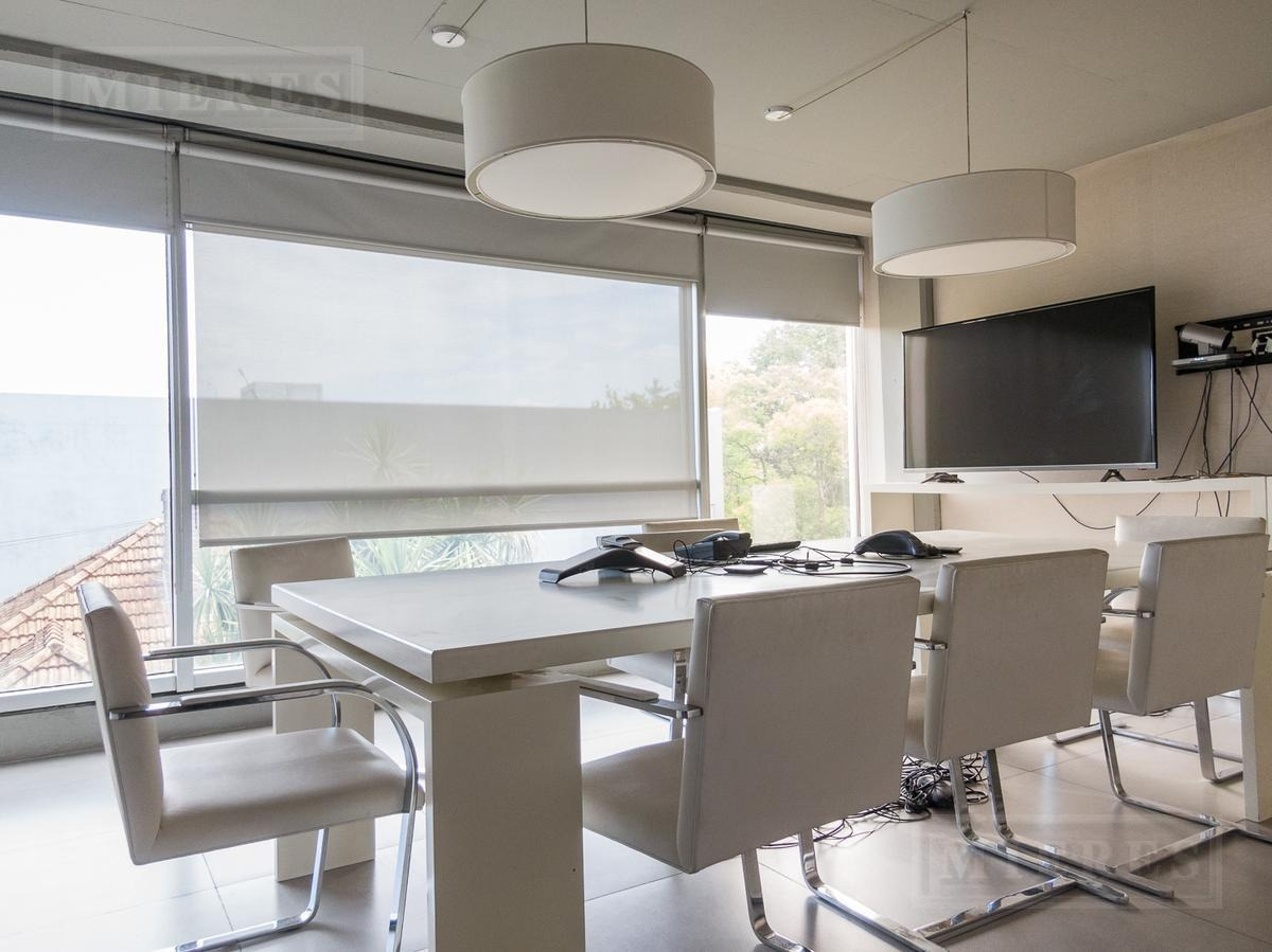 edificio de oficina 880 m² - beccar