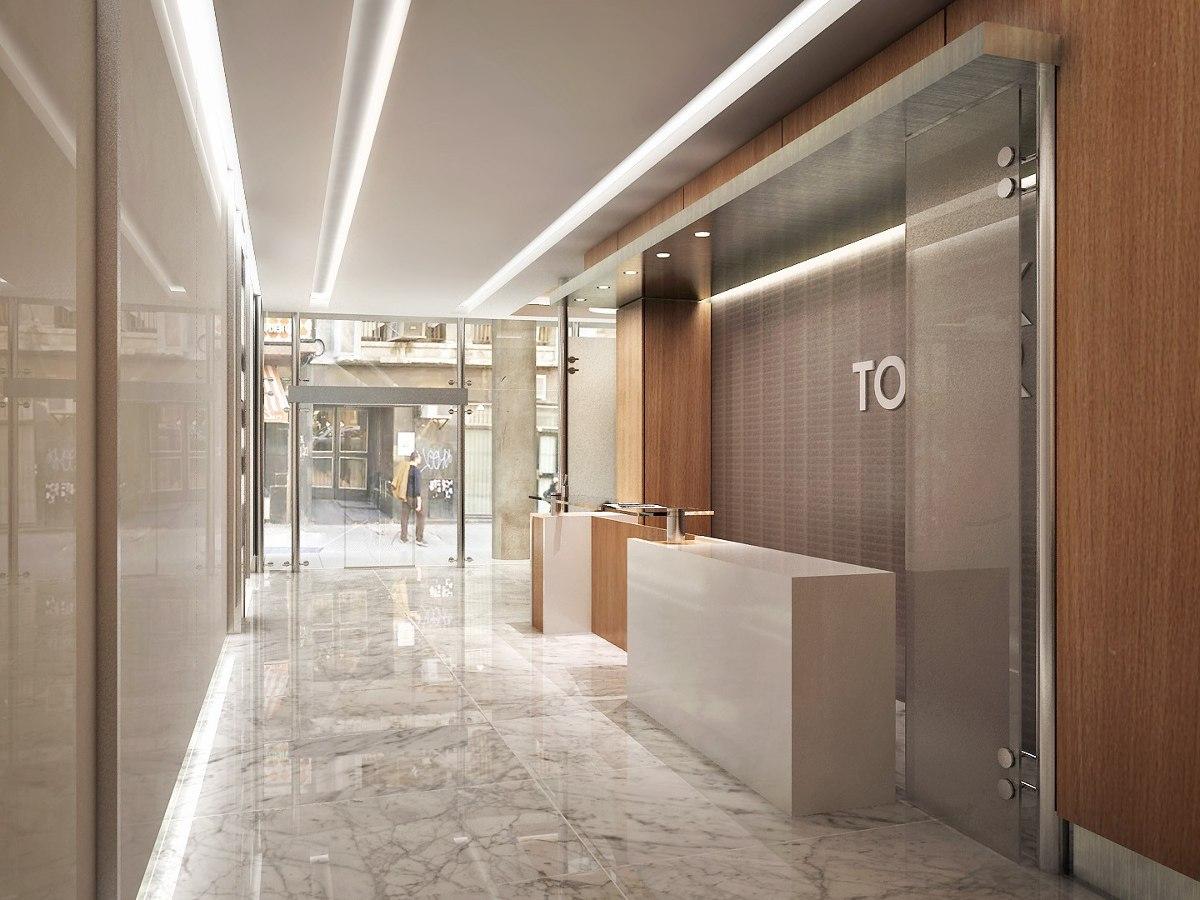 edificio de oficinas - alquiler