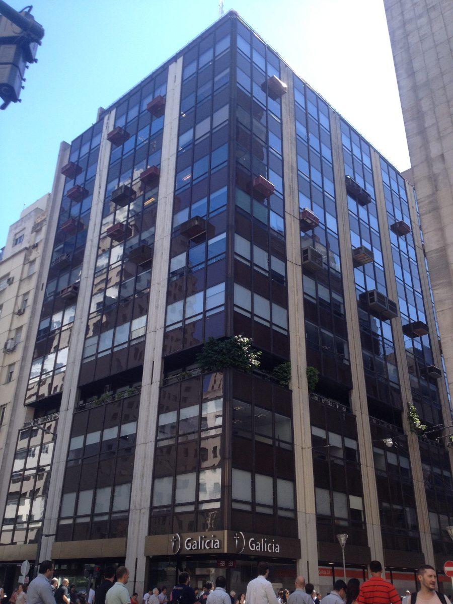 edificio de oficinas av. corrientes 415 piso 2