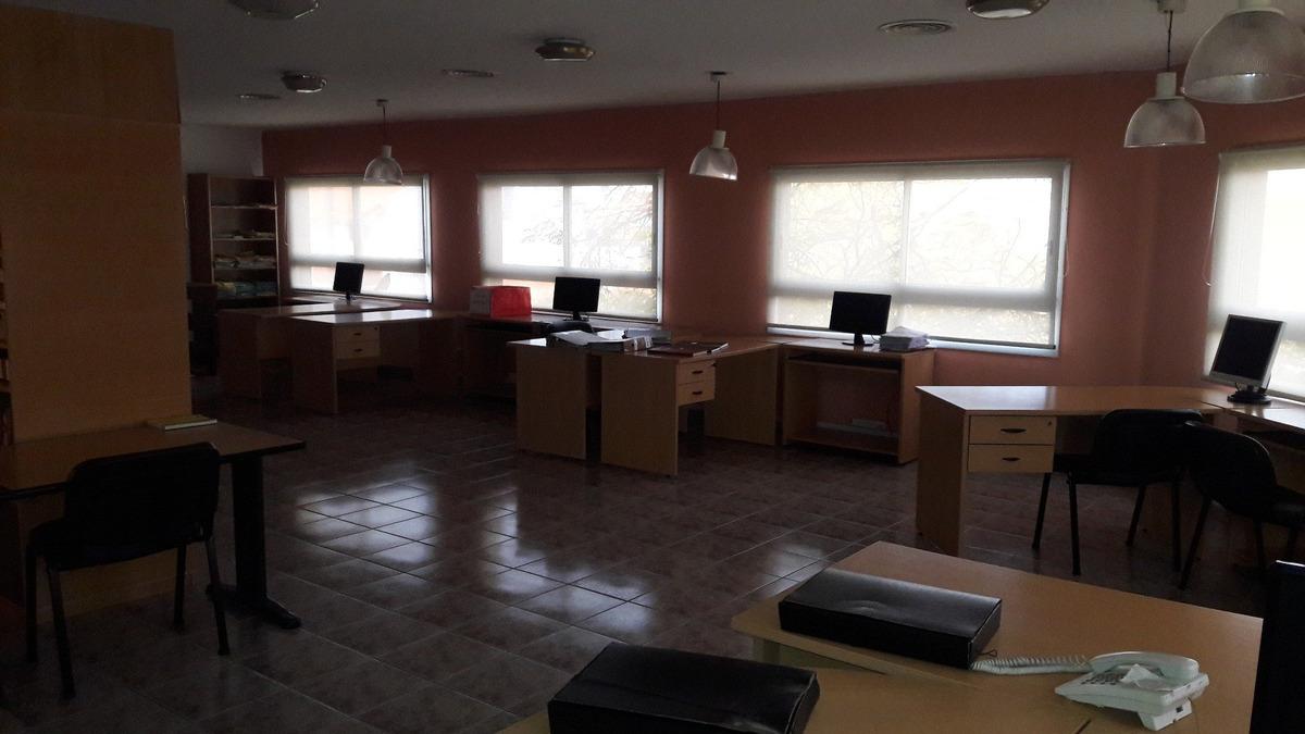 edificio de oficinas en alquiler cordoba y saavedra