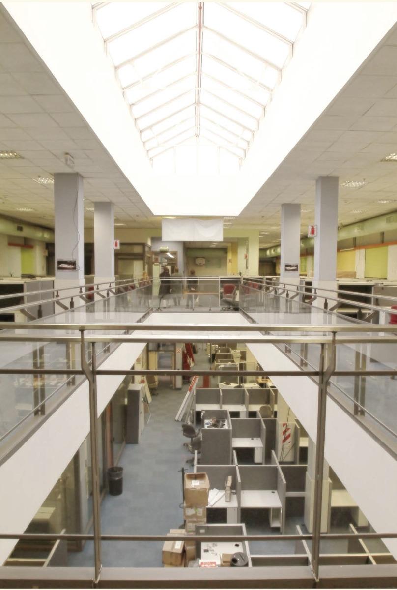 edificio de oficinas en macrocentro sur  - alquiler