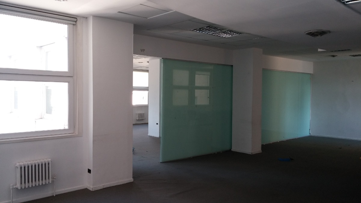 edificio de oficinas en microcentro - alquiler