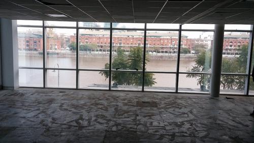 edificio de oficinas en puerto madero - alquiler