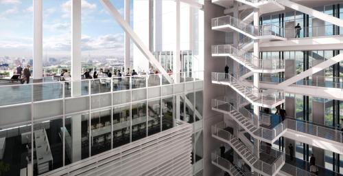 edificio de oficinas en reforma centro
