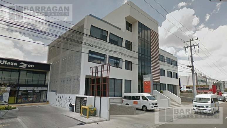 edificio de oficinas en renta
