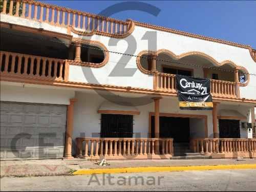 edificio de oficinas en renta, col. primero de mayo, ciudad madero, tamaulipas.