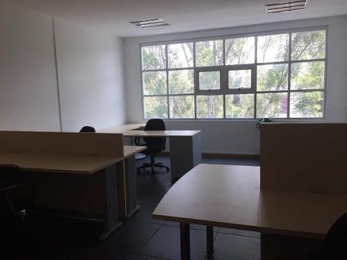 edificio de oficinas en renta colonia polanco