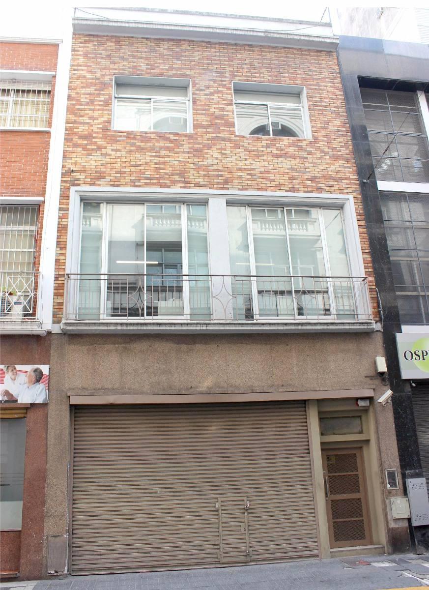 edificio de oficinas en san josé 165, caba - venta