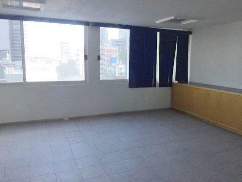 edificio de oficinas modernas en renta, en colonia del valle cdmx