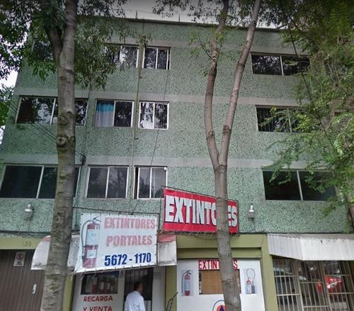 edificio de remate bancario presidentes col portales norte