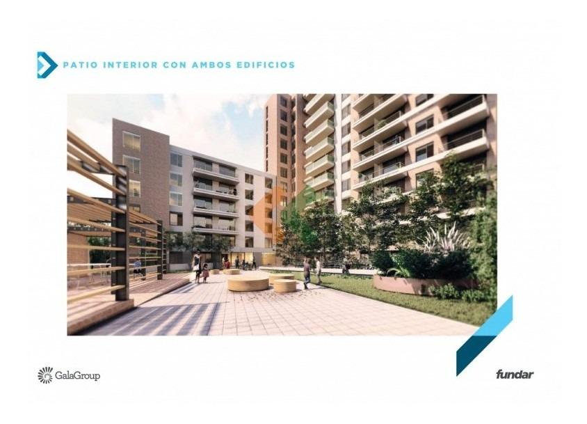 edificio de viviendas de 1 y 2 dormitorios con patio verde.- ref: 7868