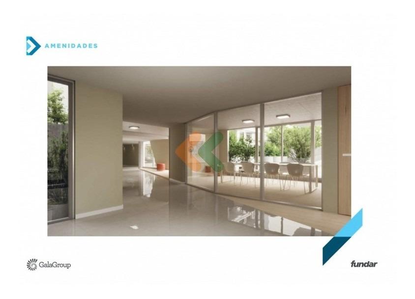 edificio de viviendas de 1 y 2 dormitorios con patio verde.- ref: 7872