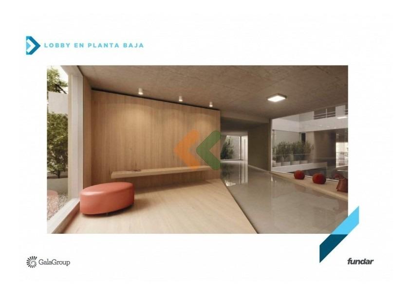 edificio de viviendas de 1 y 2 dormitorios con patio verde.- ref: 7876