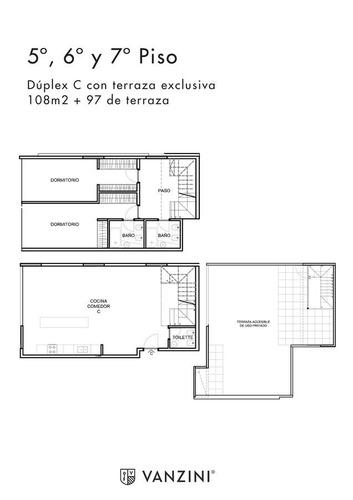 edificio de viviendas - excelente construcción - lofts - 1 - 2 - 3 dormitorios