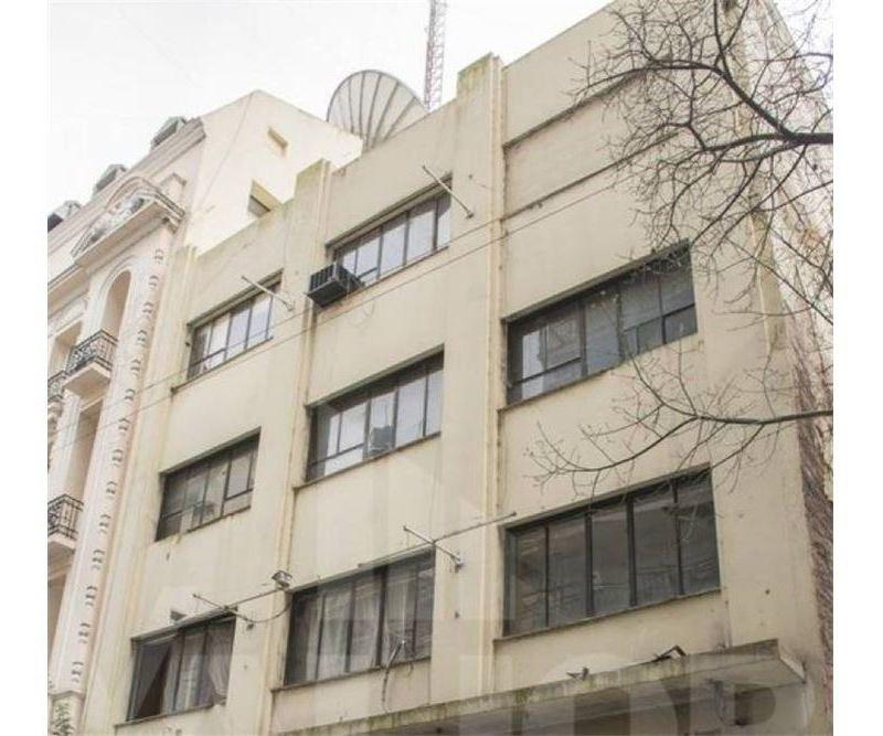 edificio en bloque de ss, pb, y 3 pisos de oficinas  ex radio el mundo