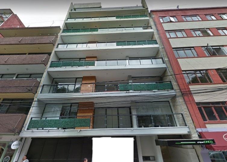 edificio en cdmx, hipodromo, cuauhtémoc, remate bancario