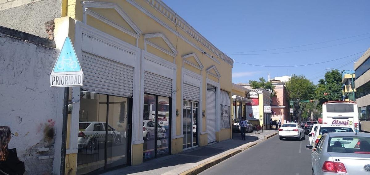 edificio en centro historico de toluca / 116