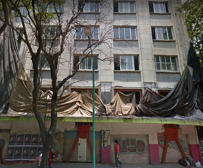 edificio en colonia juarez