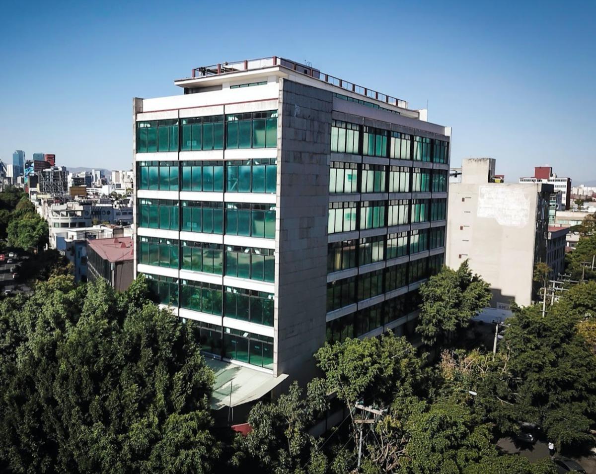 edificio en insurgentes
