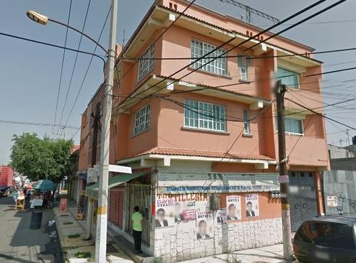 edificio en nezahualcoyotl, únicamente pago de contado