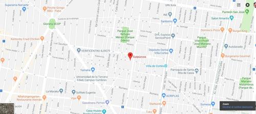 edificio en niños heroes de chapultepec mx18-fl9015