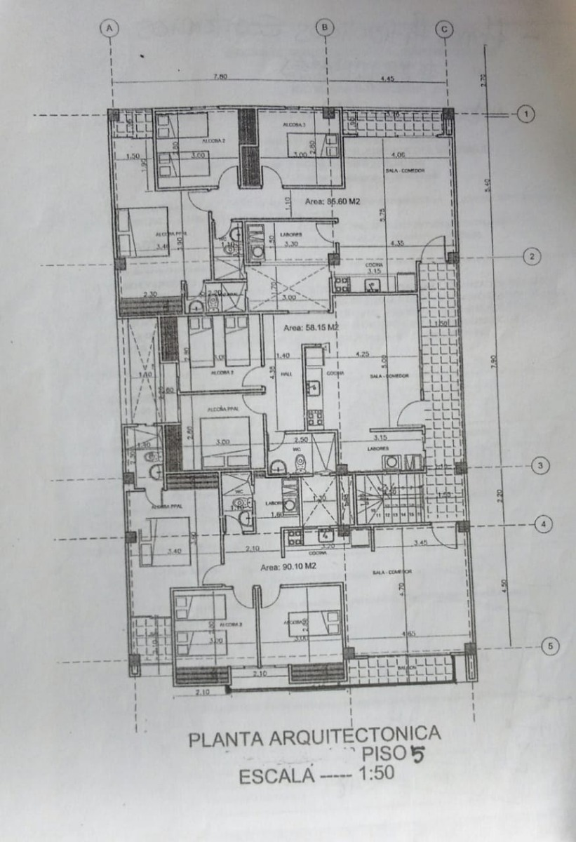edificio en obra gris en venta