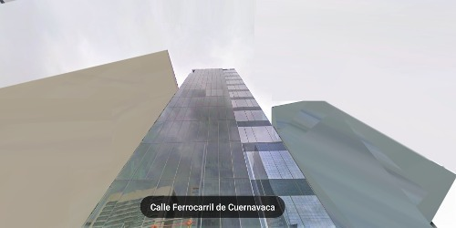 edificio en obra gris  piso  1 al 11  con 661 m2 ferrocarril