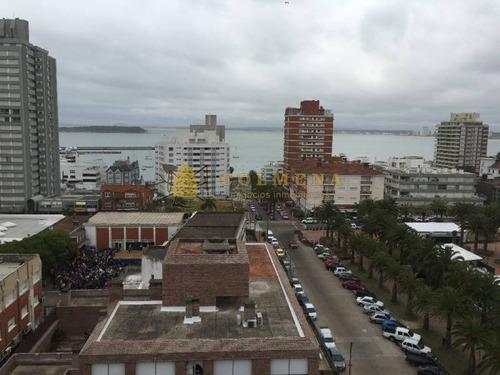 edificio en peninsula con 3 vistas distintas - ref: 111