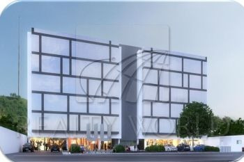 edificio en pre-venta, 6 pisos superiores de oficinas y locales y 4 só