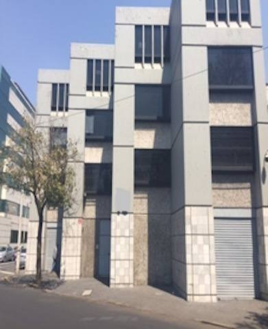 edificio en renta 4 plantas, 888 m2, el parque, naucalpan